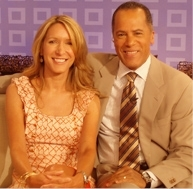 Style Expert Alison Deyette and Lester Holt