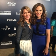 Amy Brenneman and Style Expert Alison Deyette