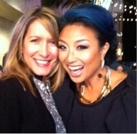 Celebrity Stylist Alison Deyette and Jeannie Mai
