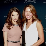Anna Kendrick and Stylist Alison Deyette