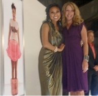 Jeannie Mai and Celebrity Stylist Alison Deyette