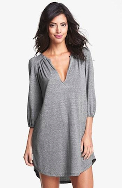 Sleep Shirt With Shelf Bra Breeze Clothing