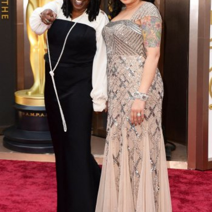 The Oscars 2014 – Whoopi Goldberg & Alex Martin