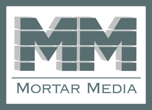 mortar media logo
