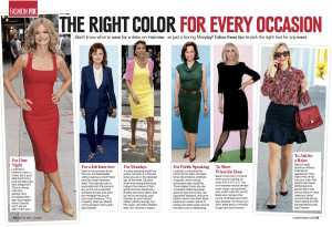 Right Color For Every Occasion