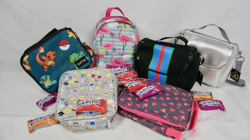 cool for school- best backpacks and lunch boxes