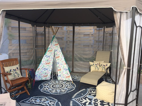 glamping the great outdoors
