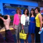 Alison Deyette on GMA with ambush makeovers