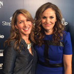 Amy Brenneman and Alison Deyette