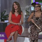 Alison Deyette and Adrienne Bailon on The Real