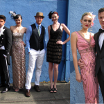Great Gatsby fashion styled by Alison Deyette