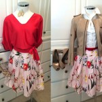 stylist- 1 skirt two ways