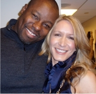 Ted Gibson and Celebrity Stylist Alison Deyette