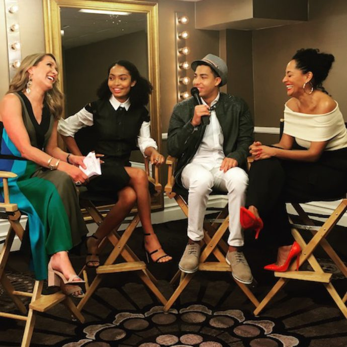 Girl Power Talk With The Cast Of Black-ish