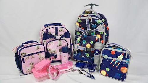 Cool for school - best backpacks and lunch boxes